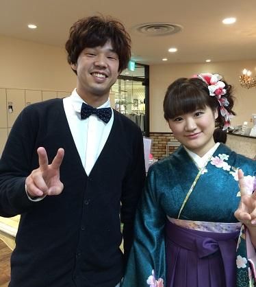 袴のヘアスタイル!