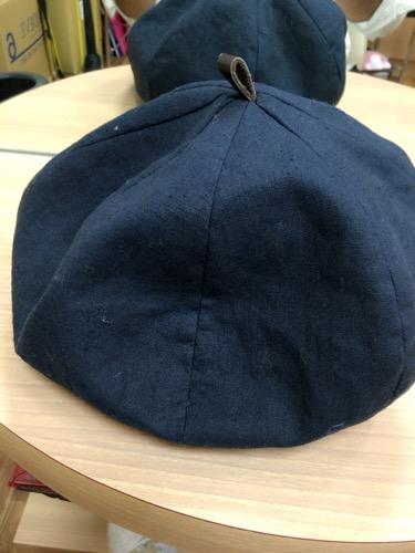 帽子跡がつかない!!かぶる前に気をつけること。