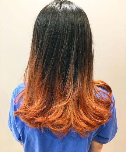 ちょっと違ったヘアを楽しむ【派手色カラー】のススメ!
