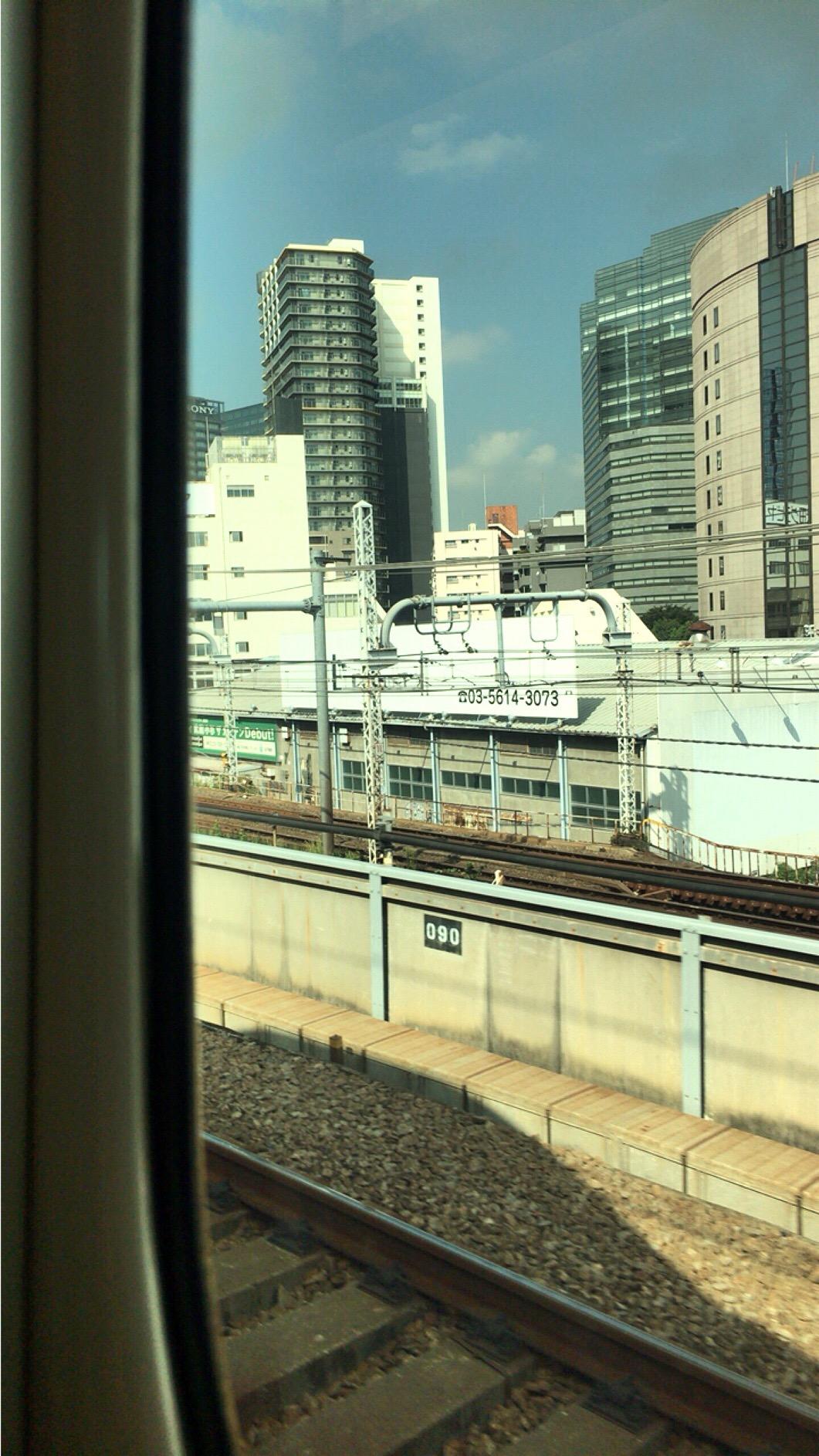 久々の新幹線で向かう先は…
