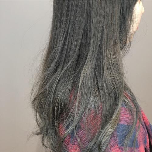 ブリーチ+ヘアカラーだけじゃないダブルカラーの新しい染め方!!