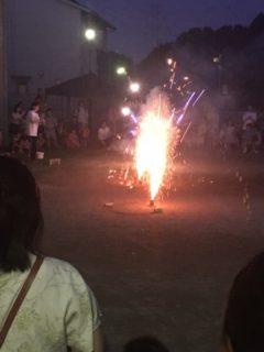 息子の盆踊りと最後の夏祭り。